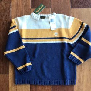 NWT Timberland Boys' sweater